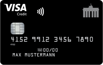 Kreditkarte trotz negativer Schufa