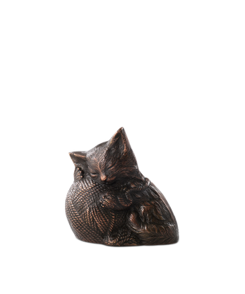12.) Katze aus Messing  166 €