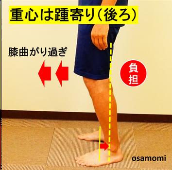 膝痛、変形性膝関節症、O脚は、昭島市のオサモミ整体院。拝島駅から無料送迎サービス。