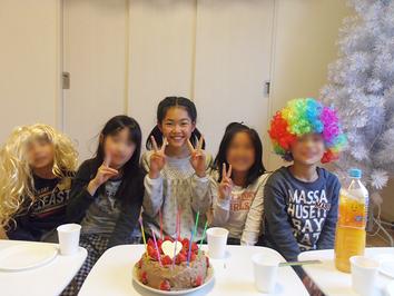 京都市伏見区・宇治市の子供英会話教室の卒業生