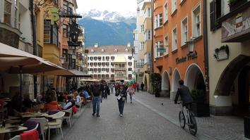 Ferienpension Steiner Weerberg Tirol Österreich-Innsbruck Altstadt
