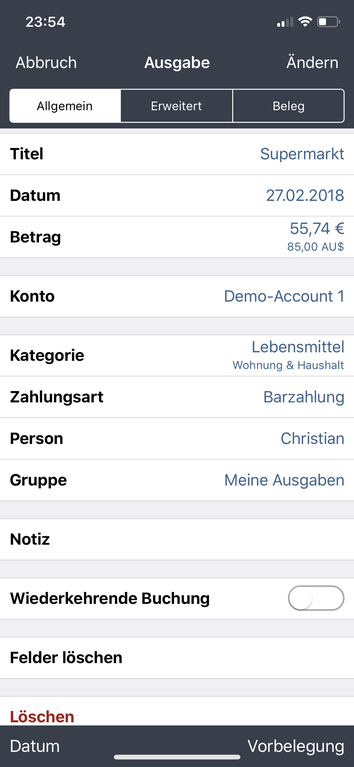Anleitung - OneTwoApps