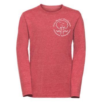 Longsleeve (red marl)