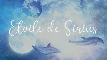Initiation étoile de Sirius et des maitres dauphins