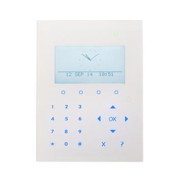 SPCK521.100 Kompakt LCD Smart Bedienteil mit Kartenleser von Vanderbilt,  presented by SafeTech