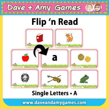 EFL, ABC phonics game, ESL