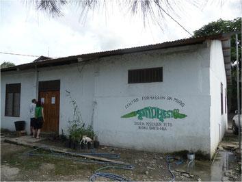 Il centro di formazione Ba Moris