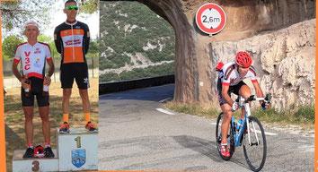 """Le podium des """"+50"""": manque le second...!"""