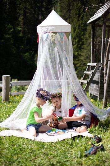Kreativ Chalet Schröcken - Seelennahrung für die ganze Familie