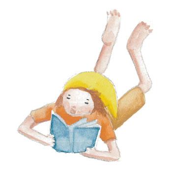 Die Wimmelbücherei ist eine Kiste mit Pappkartonbüchern und Märchenfiguren. Eine märchenhafte Auszeit für Familien.