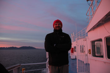 Mit der der Navimag von Puerto Natales nach Puerto Montt (2015)
