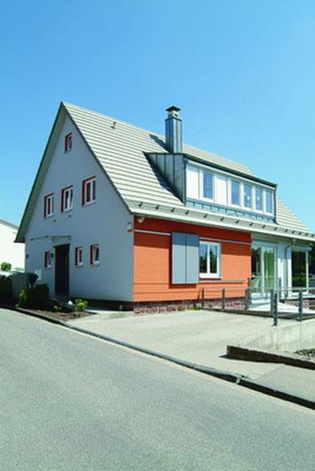 Fassadenrenovierung Kirchheim