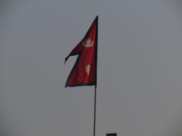 Flagge Nepals