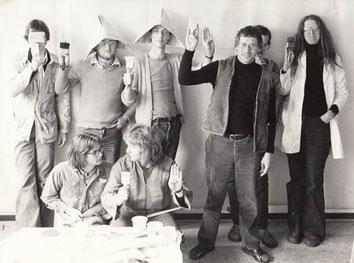 Kunstakademie Düsseldorf 1975