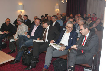 Der Uzwiler Info-Abend über den ÖV in der Region war gut besucht