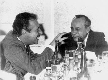 Leonardo Sciascia e Paolo Borsellino