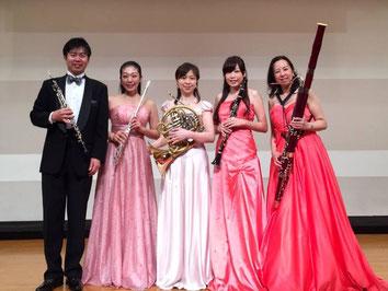さくら木管五重奏