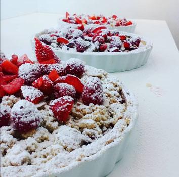 atelier des tartes Francfort