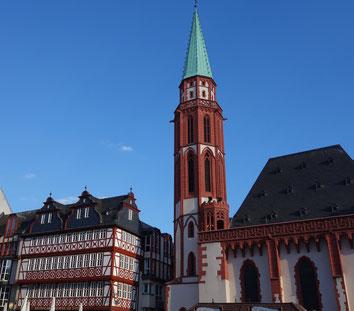Eglise St Nicolas Nikolaikirche Francfort