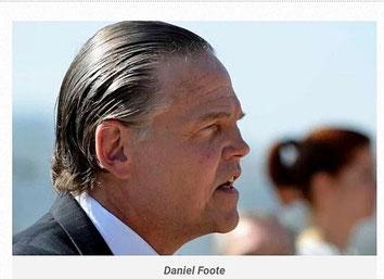 Daniel Foote, ambasciatore USA in Zambia