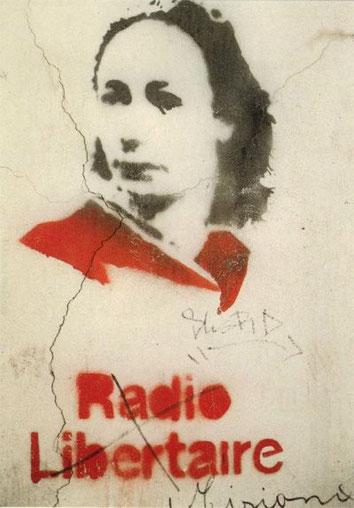 Une Radio Anarchiste Sur La Bande FM Le Pari Aurait Pu Sembler Gageure Et Pourtant 1er Septembre 1981 Libertaire De