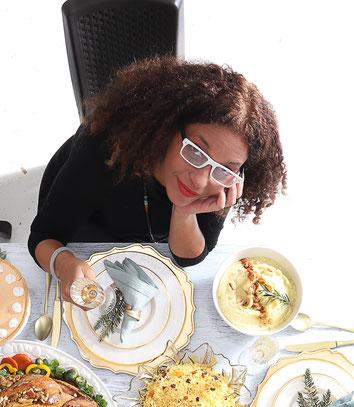 PATRICIA HIRALDO arbeitet seit über 20 Jahren als Food-Stylistin.