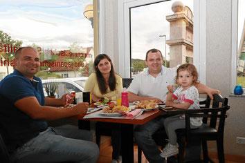 Restaurant ideal auch für Kinder