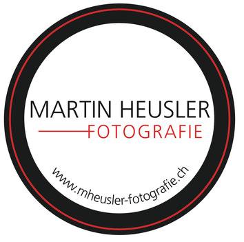 Druckatelier46 - Logo- und Webseiten-Gestaltung Martin Heusler Fotografie