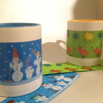 Druckatelier46 - Geschenkdose aus Blech mit eigenem Fotos