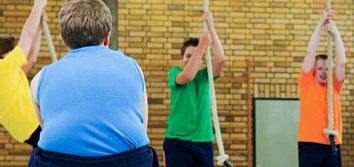 Lo sport per il bambino sovrappeso