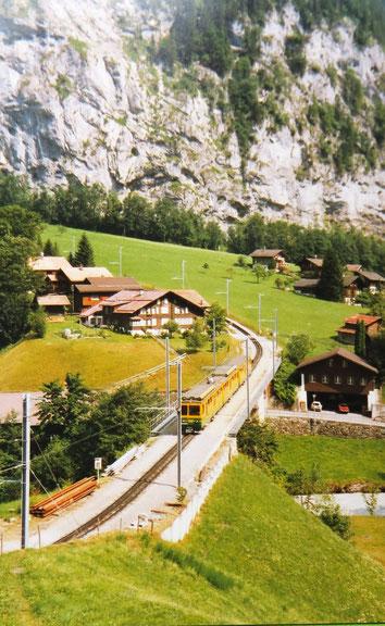 © Traudi - Wengeralpbahn