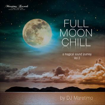 Full Moon Chill Vol.3, Maretimo Records, DJ Maretimo
