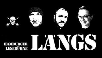 Längs - Die Hamburger Lesebühne - immer den 2. Samstag im Monat in der Mathilde Bar