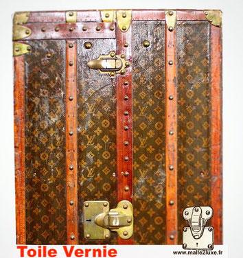 Louis vuitton trunk us varnish wardrobe