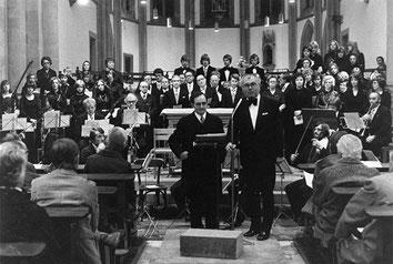 KMD Schneider überreicht die Palestrina-Medaille