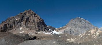 Ferdenrothorn, Nordgrat, Balmhorn, Gitzifurggu, Lötschenpass, Lötschenpasshütte