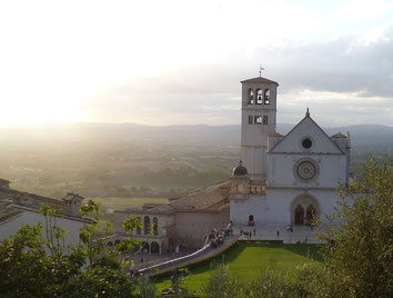 Kirche San Francesco in Assisi