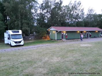 """Campingplatz """"Karaktärshotellet"""" in Vimmerby"""