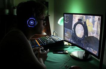 Gaming Fortnite