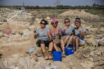 Ausgrabung Zypern