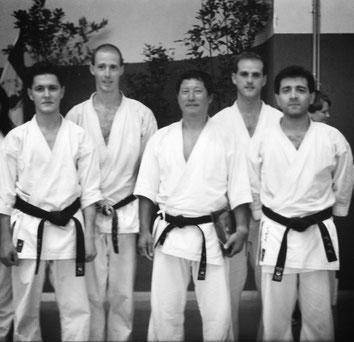 Massimo Armellino - Maestro di karate a Cuneo