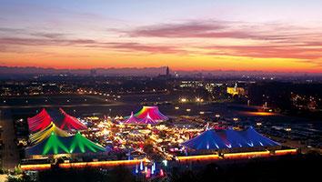 Einmalig: Das Tollwood-Winterfestival in München  (Foto: Bernd Wackerbauer / Tollwood | Gesellschaft für Kulturveranstaltungen und Umweltaktivitäten mbH)