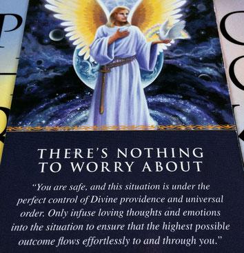 大天使ウリエルのページ更新しました