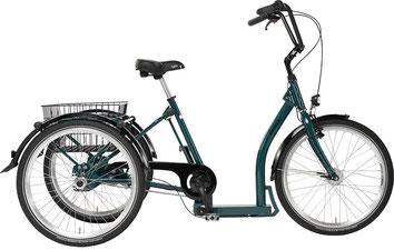 Pfau-Tec Ally Dreirad Elektro-Dreirad Beratung, Probefahrt und kaufen im Oberallgäu