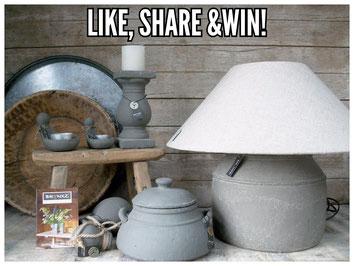 Like, share en win, wedstrijd Sfeer & Smaak, win het volledige pakket van Brynxz