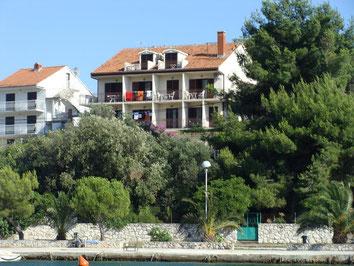 Апартаменты Сегет, Трогир, отдых в Хорватии с детьми