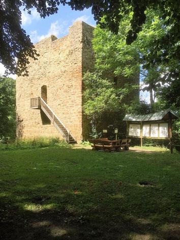 Limbergturm © Stadt Preußisch-Oldendorf