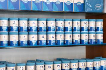 Schüssler-Salze gibt es in verschieden Formen: als Tablette, Pulver oder auch Salbe.