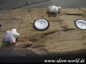 Deko Holz Unikat