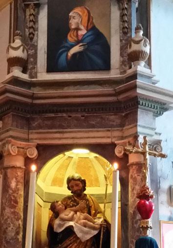 Maria Magdalena in der Kapelle des Hospital de San Juan de Dios, Cadiz